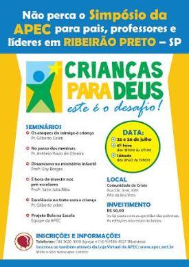 Cartaz Ribeirão Preto