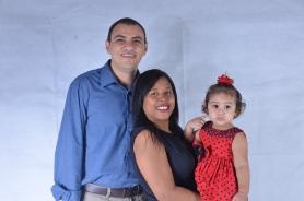 Pr. Ismael, Ana Rita e Tirza - APEC-PI