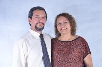 Pr. Dalierson e Ediane - APEC-MA