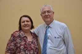 Gilberto e Eneida - Sede Nacional