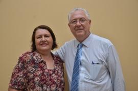 Gilberto e Eneida - APEC-Sede Nacional