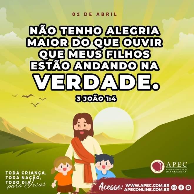 3 João 4